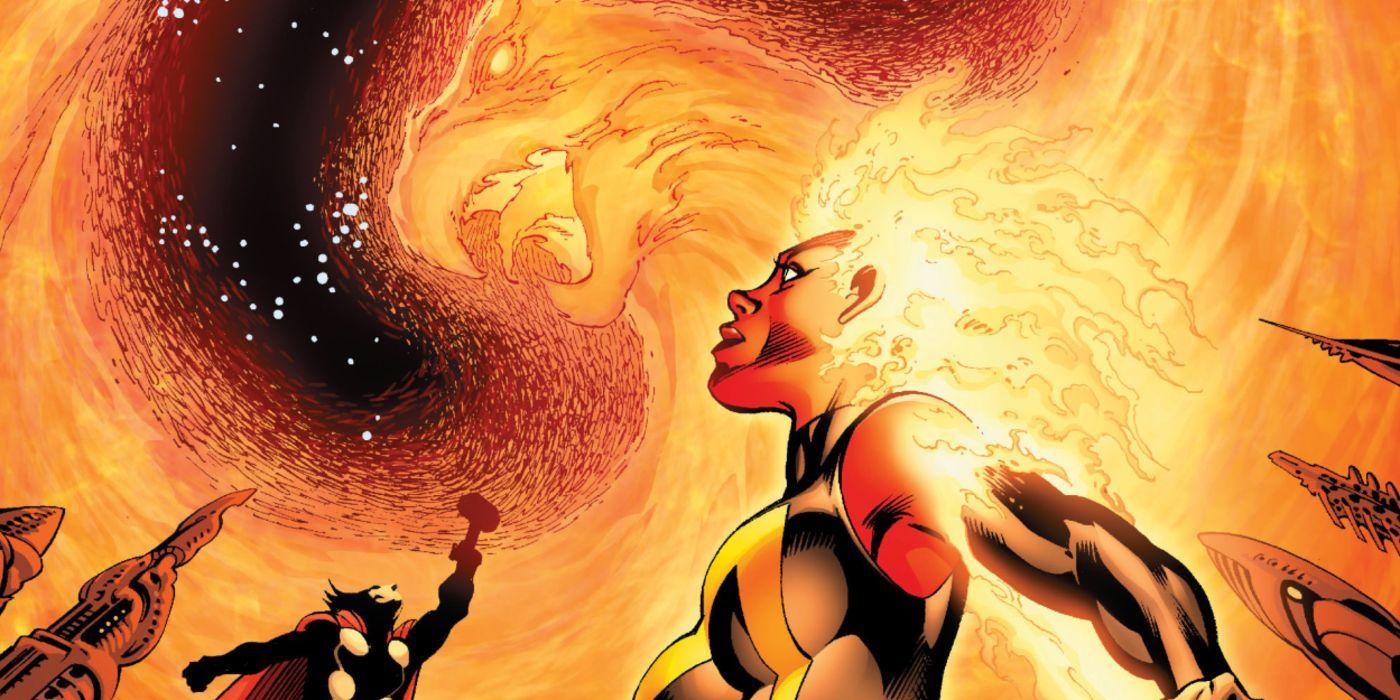 самые сильные герои марвел Сила Феникса (Phoenix Force)