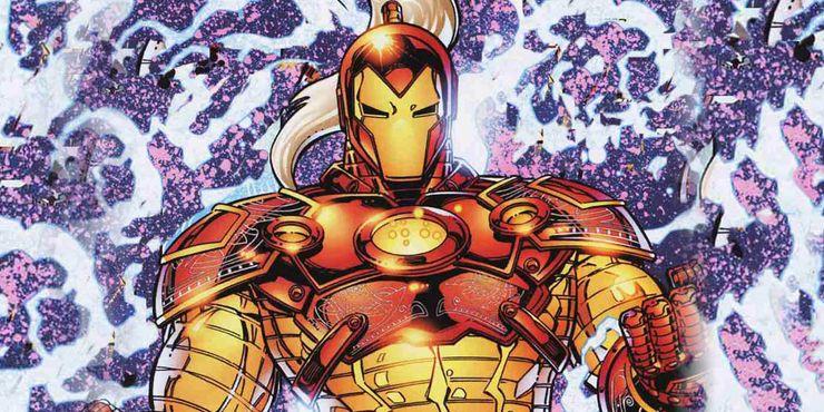 самые сильные костюмы железного человека Mark IX