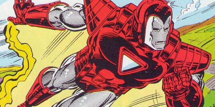 самые сильные костюмы железного человека Mark VIII