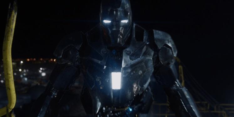 самые сильные костюмы железного человека Mark XL