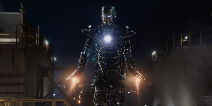 самые сильные костюмы железного человека Mark XLI