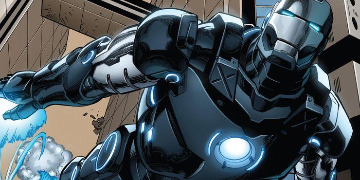 самые сильные костюмы железного человека Mark XLIII