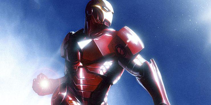 самые сильные костюмы железного человека Mark XXIX