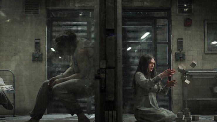 сцена после титров Первый мститель: Другая война