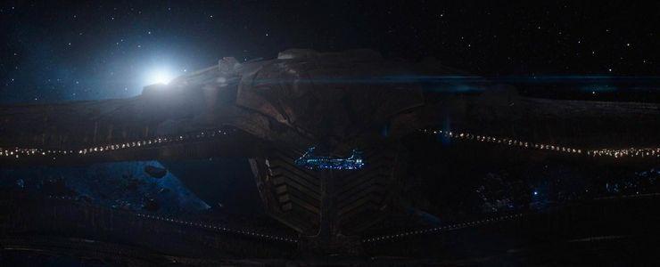 сцена после титров Тор Рагнарек Танос