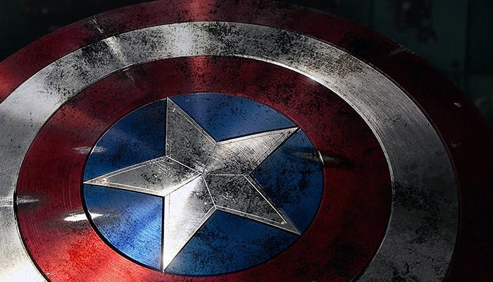 Артефакты Марвел Щит Капитана Америка