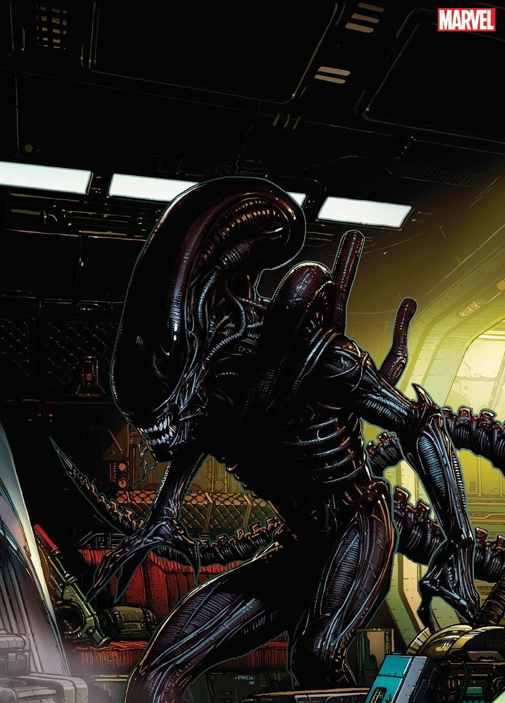 Marvel приобрели лицензионные права на Чужого
