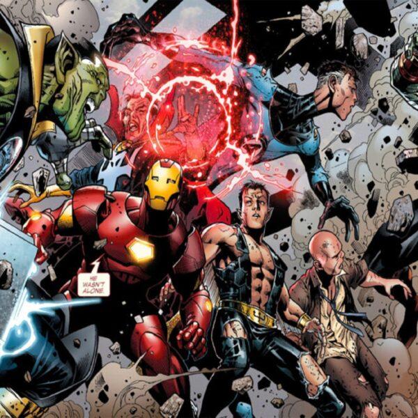 Marvel работают над проектом Иллюминаты