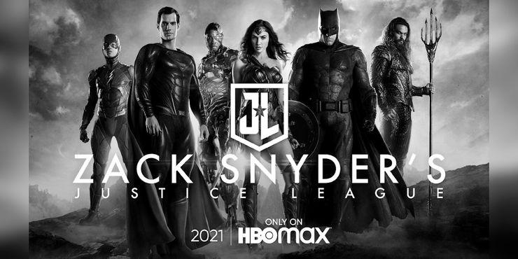 длина Лиги Справедливости Зака Снайдера