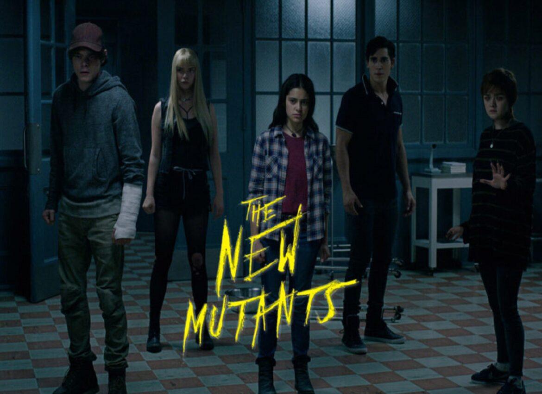 новая дата выхода Новые мутанты