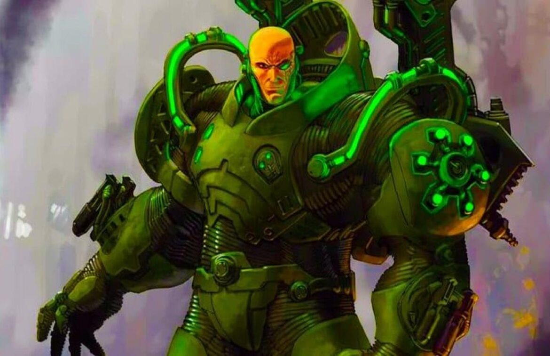 самое мощное оружие во Вселенной DC
