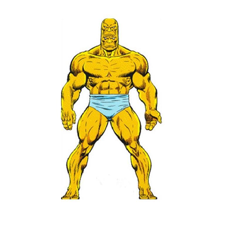самые странные супергерои Марвел Би-Зверь