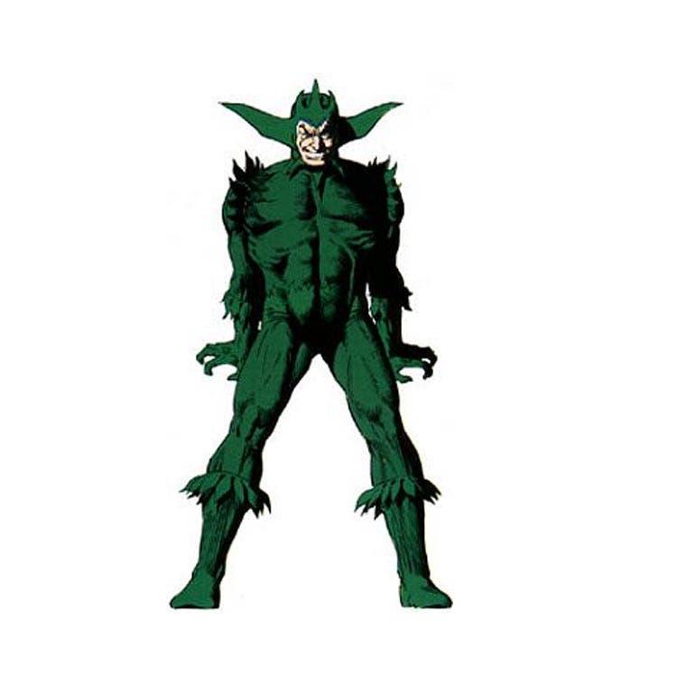 самые странные супергерои Марвел Человек-растение