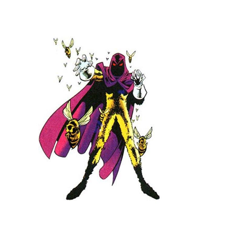самые странные супергерои Марвел Рой
