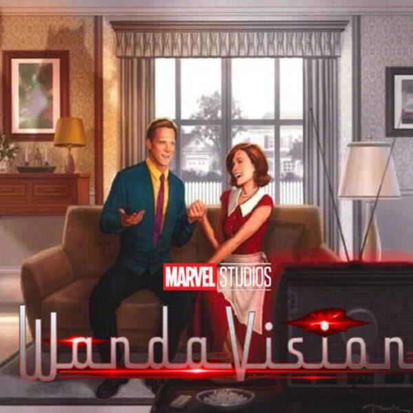 Смотреть онлайн трейлер сериала ВандаВижн