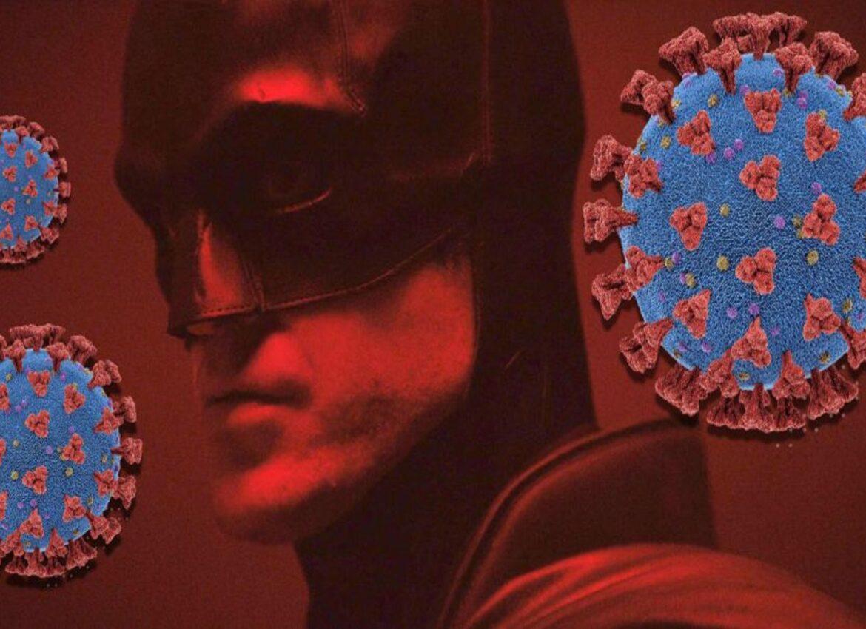 Съемки фильма Бэтмен остановлены из-за COVID-19