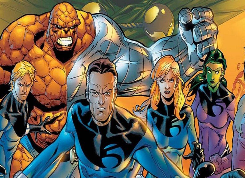 список всех персонажей Фантастической четверка
