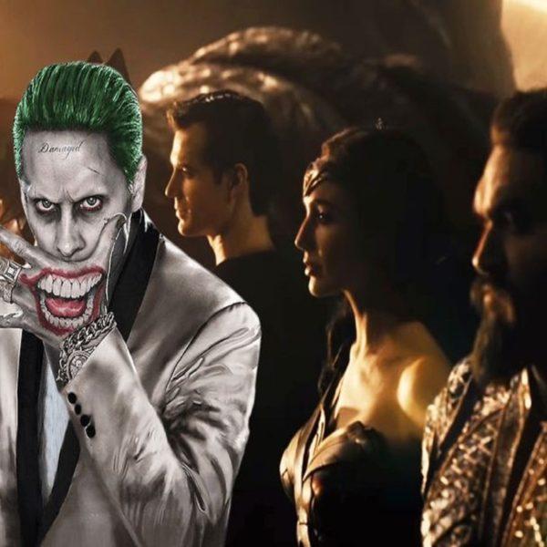 Джаред Лето сыграет Джокера в Лиге Справедливости