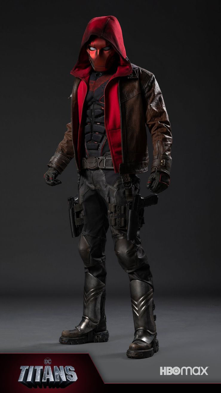 Как будет выглядеть Красный Колпак DC