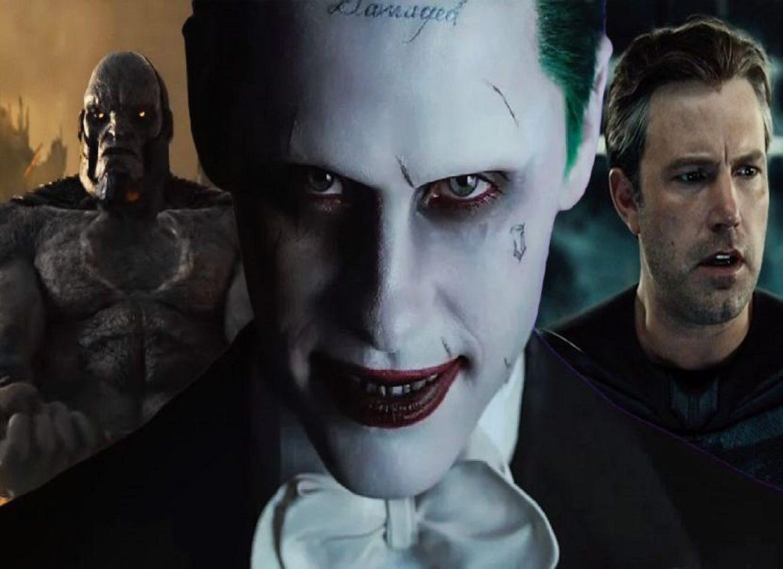 Какую роль сыграет Джокер в Лиге Справедливости Зака Снайдера