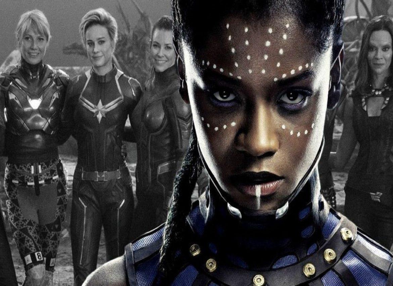 Marvel планируют снять фильм о женской команде Мстителей