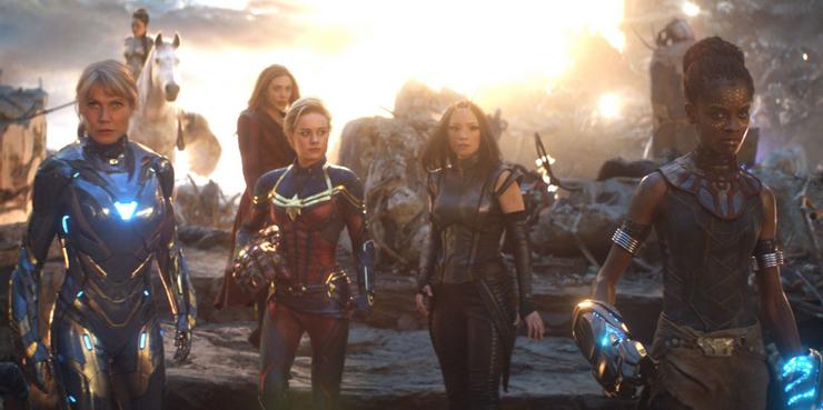 Марвел снимут фильм о Мстителях исключительно из женщин