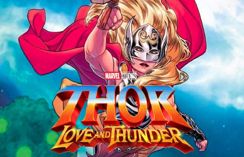 В Любовь и гром будет рассказана история Джейн Фостер из комиксов