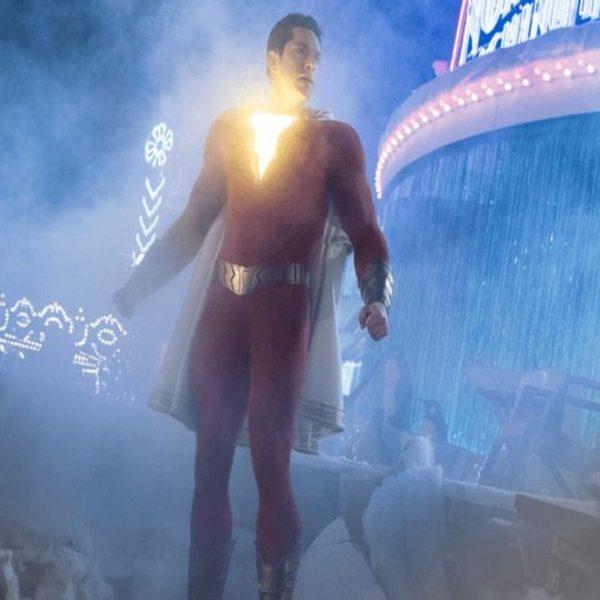 В Шазам 2 появятся суперзлодей Три Лика Зла
