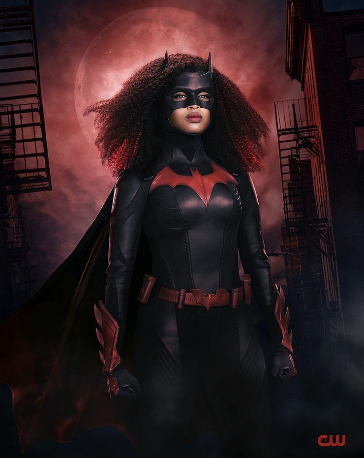 как будет выглядеть Хависия Лесли в новом костюме Бэтвумен