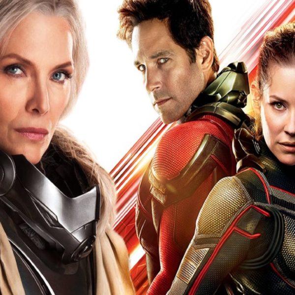 новые способности Джанет Ван Дайн в Человек-муравей 3