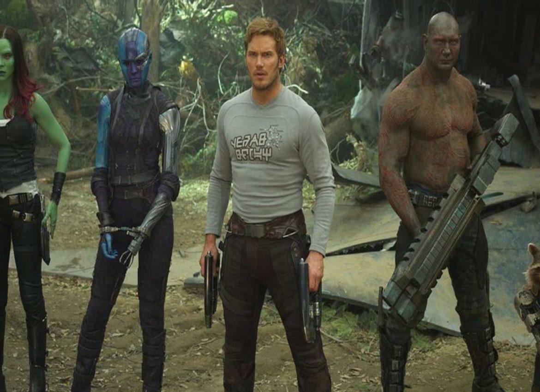 Джеймс Ганн подтвердил что сценарий Стражей Галактики 3 завершен