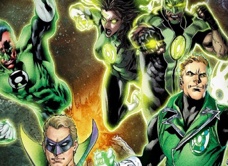 Съемки сериала Зеленый фонарь начнутся в 2021 году