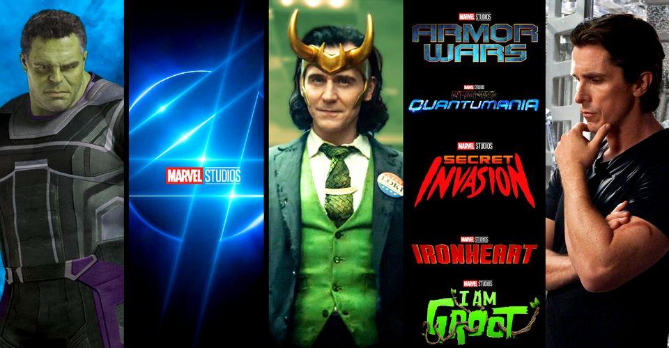 25 фильмов и сериалов Marvel которые выйдут в 2021 году