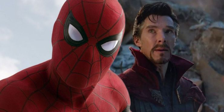 Человек-паук 3 состоится объединение с Доктор Стрэндж 2