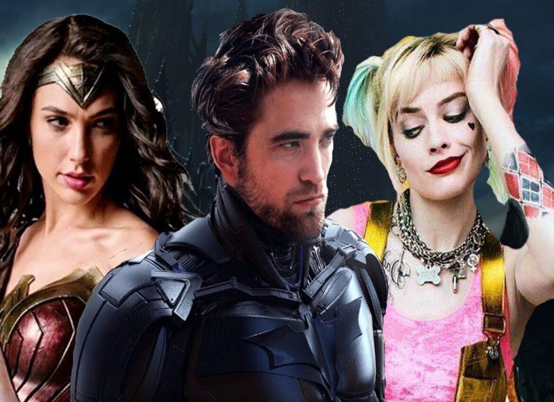 Дата выхода новых фильмов DC 2021-2023 год