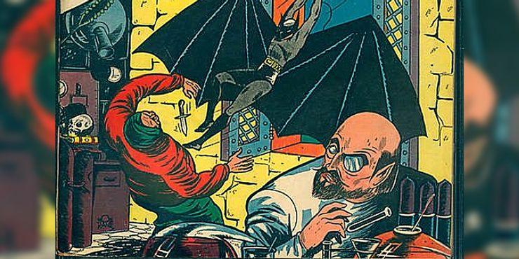 Когда появился первый враг Бэтмена