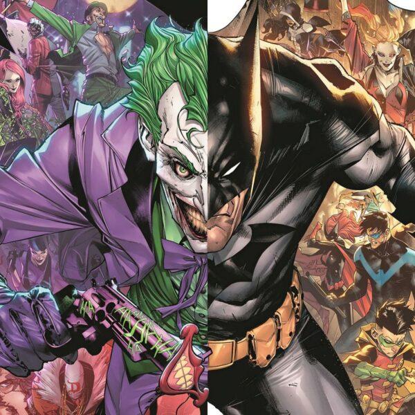 Кто будет сильнее Бэтмен или Джокер