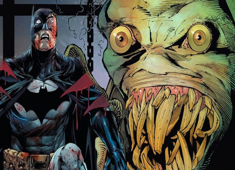 Кто был первым врагом Бэтмена