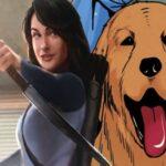 Новое супергеройское животное в КВМ Лаки Пицца пес