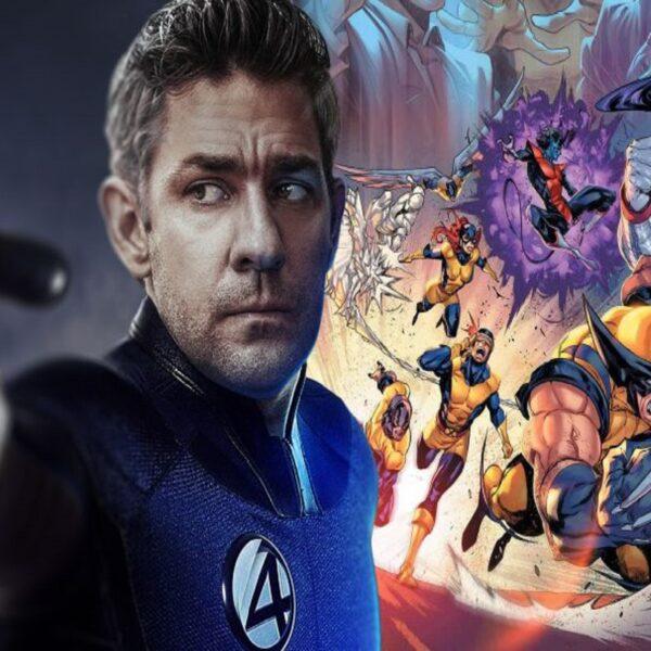 Почему Marvel снимают Фантастическую Четверку до Людей Икс