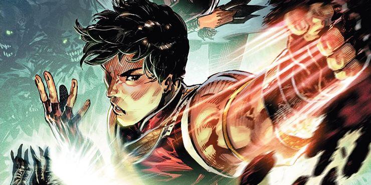 Шанг-Чи завершили съемки и раскрыли имена супергероев