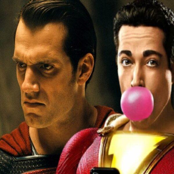 Шазам нужен Лиге Справедливости больше чем Супермен