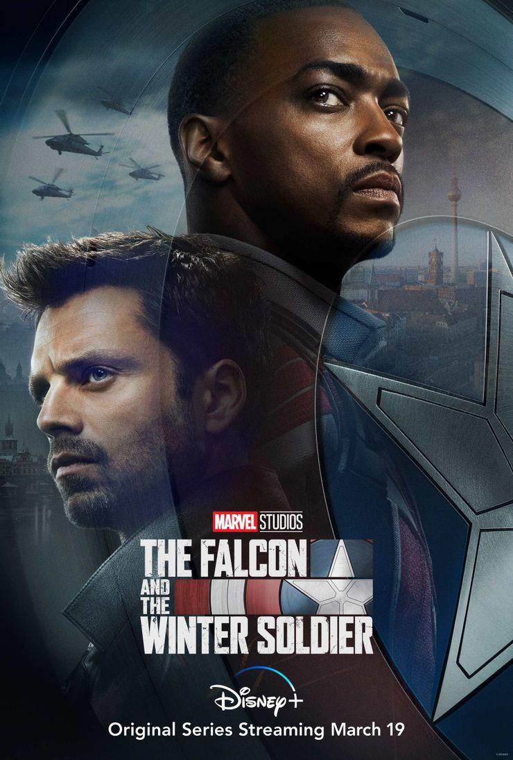Сокол и Зимний солдат релиз состоится 19 марта 2021
