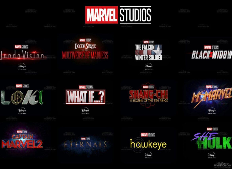 25 фильмов и сериалов Marvel которые выйдут в 2021-2025