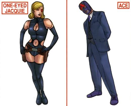 Кто такой Ace (G.R.A.M.P.A.) Marvel