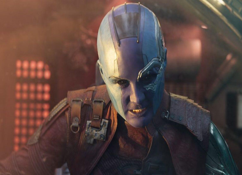 Небула из Стражей Галактики появится в Тор 4