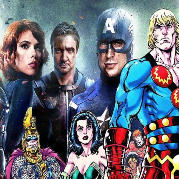 В Киновселенной Марвел команда Мстителей будет изменена Вечными