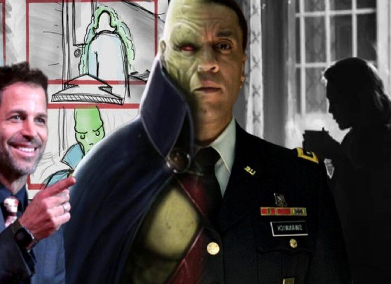 В Лиге Справедливости Зака Снайдера появится Марсианский Охотник