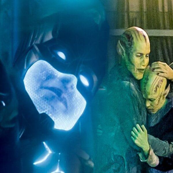 В сериале Секретное Вторжение Капитан Марвел может стать злодеем