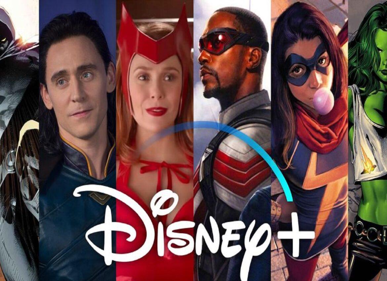 Все сериалы Марвел для Disney + были перенесены на несколько недель
